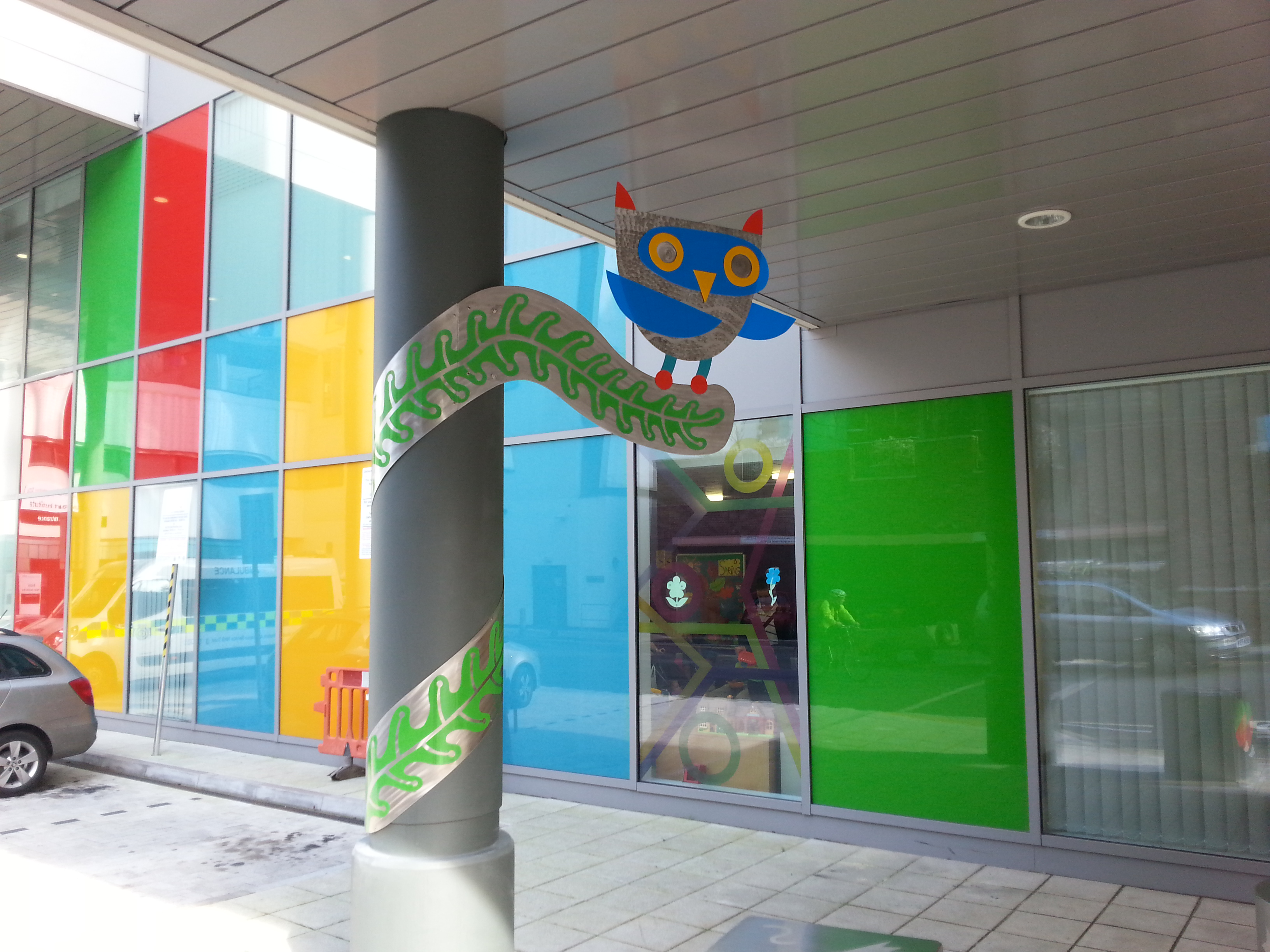 Owl - Bristol Children's Hospital