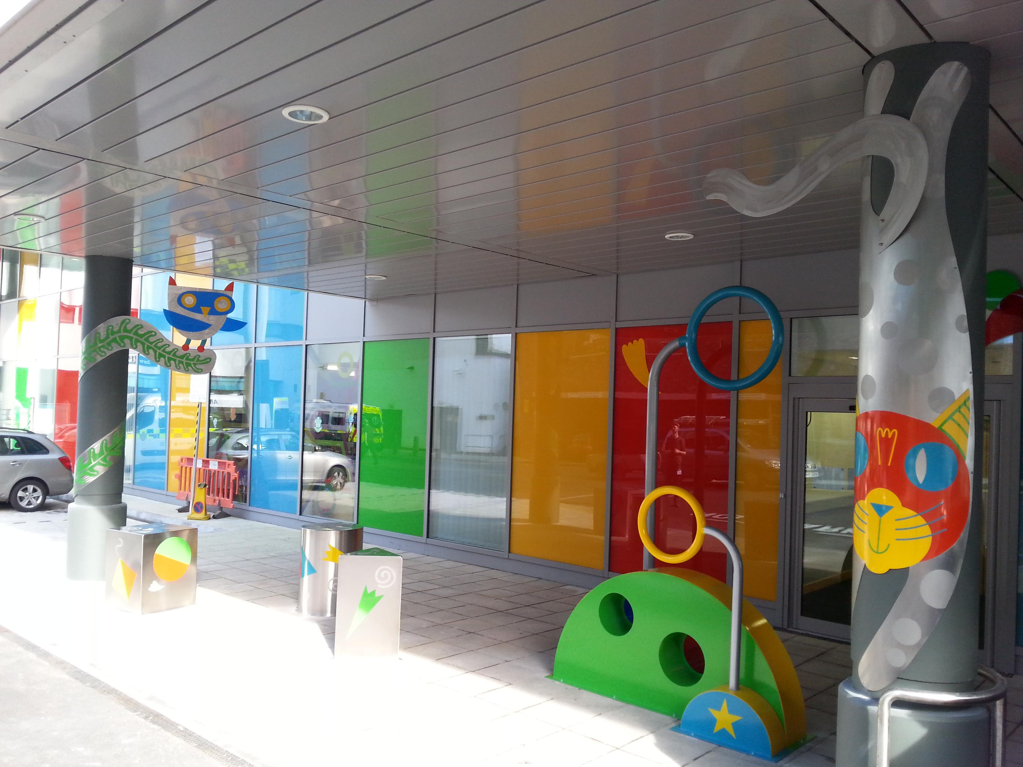 ViewA - Bristol Children's Hospital